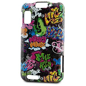 Sketch Art Mickey Mouse Motorola Atrix 4G Phone Case