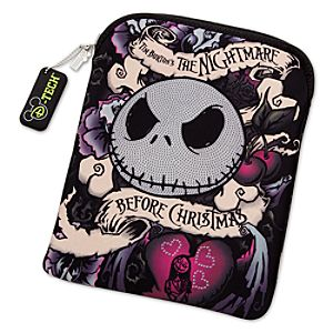 Tim Burtons The Nightmare Before Christmas iPad Case