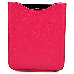 Best of Mickey Mouse iPad Sleeve -- Pink