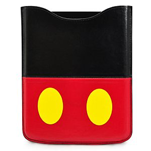 Buttons Mickey Mouse iPad Sleeve