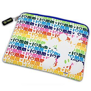 Reversible I Heart MM Mickey Mouse Laptop Sleeve