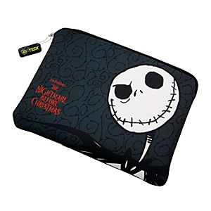 Tim Burtons The Nightmare Before Christmas Laptop Computer Case