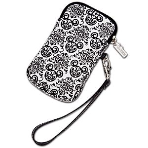Filigree Mickey Mouse Cell Phone Case