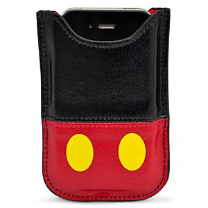 Buttons Mickey Mouse Smartphone Sleeve