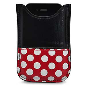 Minnie Mouse Smartphone Sleeve