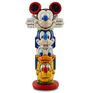 Disney Cruise Line Alaska Mickey Mouse Totem Pole