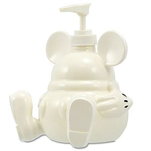 Mickey Mouse Bathroom Soap Pump