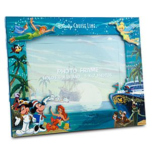 Disney Cruise Line Storybook Character Photo Frame -- Adjustable 6 x 8 or 5 x 7