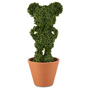 Mickey Mouse Topiary Statue
