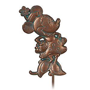 Classic Minnie Mouse Garden Stake