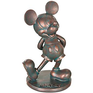 Classic Mickey Mouse Garden Statue