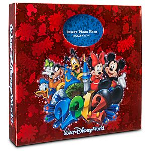 2012 Walt Disney World Photo Album -- Medium