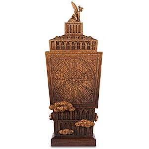 Tinker Bell Atop Big Ben Heirloom Box by Olszewski