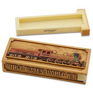 Walt Disney World Walter E. Disney Train PokitPal by Olszewski