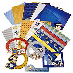 2012 Disney Cruise Line Scrapbooking Kit