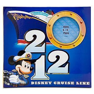 2012 Disney Cruise Line Photo Album -- Medium