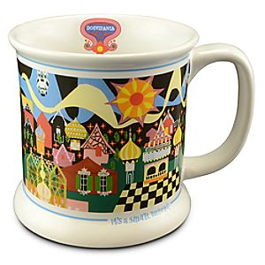 its a small world Mug -- Russian