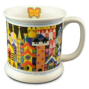 its a small world Mug -- English