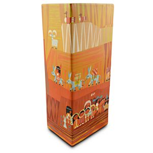 Walt Disney World Contemporary Hotel Vase by Jody Daily and Kevin Kidney