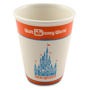 Walt Disney World Coffee Cup Replica by Jody Daily and Kevin Kidney