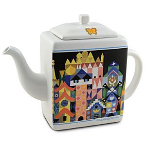 its a small world Teapot
