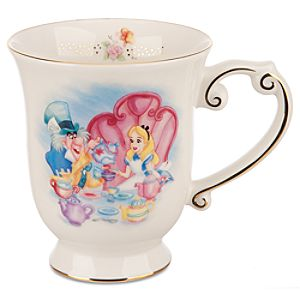 Alice in Wonderland Tea Mug