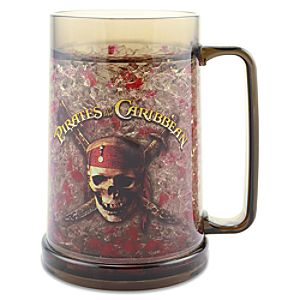 Pirates of the Caribbean Freeze Mug