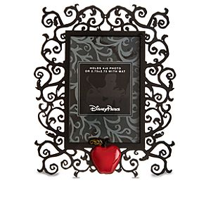 Wicked Beauty Snow White Apple Photo Frame -- 4 x 6