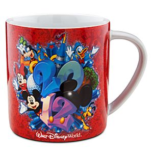 2012 Walt Disney World Resort Mug