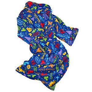Storybook Fleece Robe Blanket for Kids