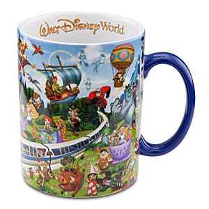 Storybook Walt Disney World Mug