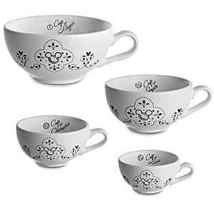 Gourmet Mickey Mouse Measuring Cup Set -- 4-Pc.
