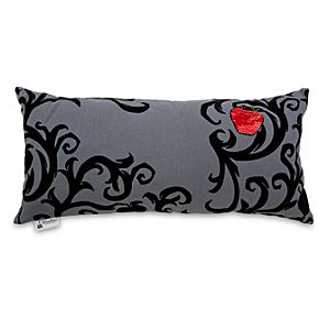 Snow White Pillow - Sequined Apple