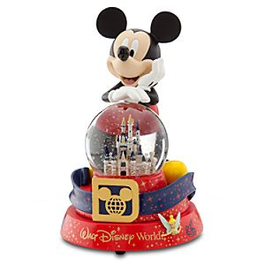 Walt Disney World Mickey Mouse Snowglobe