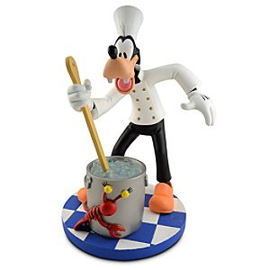 Chef Goofy Big Figure -- 19 H