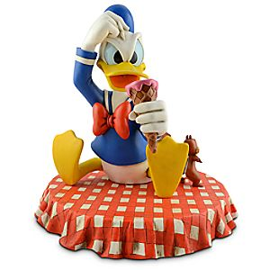 Chip an Dale with Donald Duck Big Figure -- 17 H