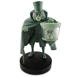 Haunted Mansion Hitchhiking Ghost Ezra Figure -- 13 H