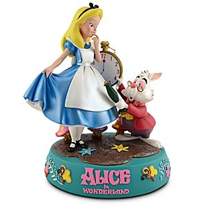 Alice in Wonderland Figure -- 10 1/2 H