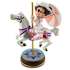 Minnie Mouse as Mary Poppins Figure -- 10 1/2 H