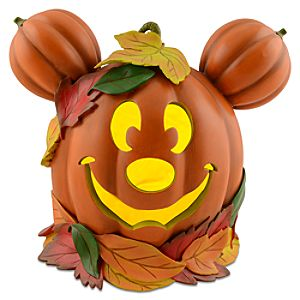 Light-up Mickey Mouse Jack 0Lantern