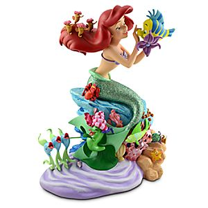 Ariel Figure -- 13 H
