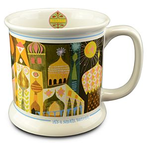 its a small world! Mug -- Turkish