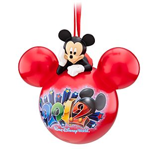 2012 Walt Disney World Mickey Mouse Icon Ornament