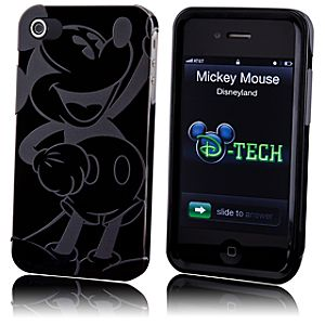 Flexible Mickey Mouse iPhone 4 Case
