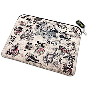 Reversible Classic Mickey Mouse Laptop Sleeve