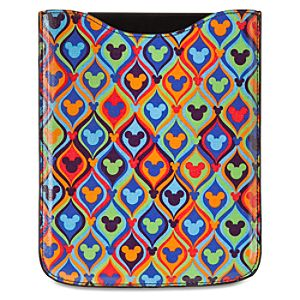 Color Fusion Mickey Mouse iPad Sleeve