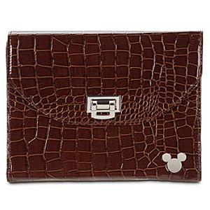 Crocodile Mickey Mouse Tablet Case -- Brown