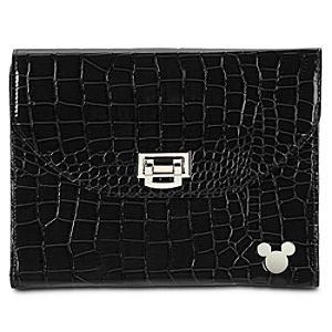 Crocodile Mickey Mouse Tablet Case -- Black