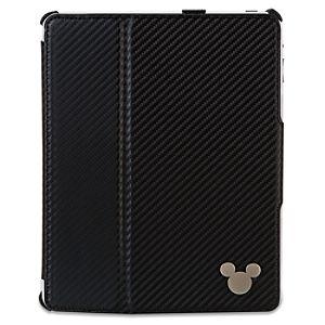 Mickey Mouse iPad 2 Portfolio-Style Clip Case -- Black