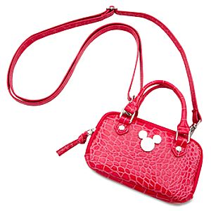 Mickey Mouse Phone Purse